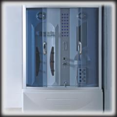 Shower cabin of MD 14822