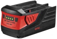 Батареи аккумуляторные B 36/6.0