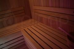 Saunas, baths wooden