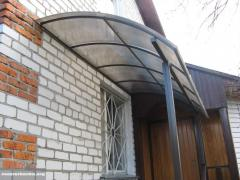 Sheets polycarbonate roofing SUNLITE