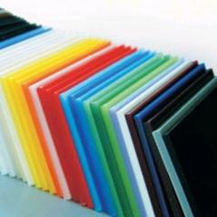 Plexiglas sheet extruded PALGLAS