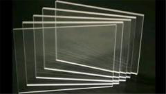 El cristal orgánico PALGLAS
