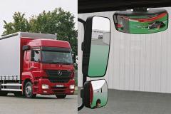 Aвтозеркалa для грузовиков,тягачей,троллейбусов