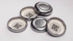 Metal etiketk