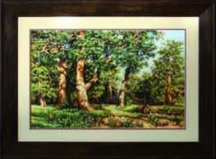 Gobelin Landscape of G476 Dumbrava stejarilor