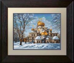 Gobelin G479 Biserica Landscape