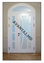 Дверь межкомнатная арочная, арт. 1