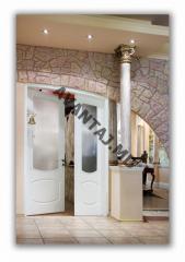 Дверь межкомнатная арочная, арт.3