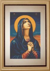 Gobelin Religion of G443 Icoana Maicii Domnului