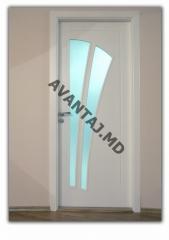 Классическая дверь MDF, арт. 16