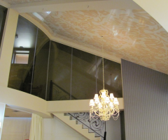Потолки натяжные современные