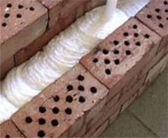 Liquid thermal insulation (heater)