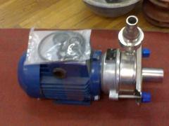 Pumps dairy NMU-6