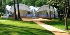 Тенты, свадебные шатры, павильоны для торжеств