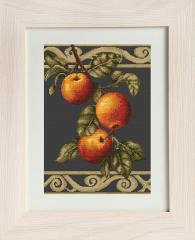 Embroidery cross of B277 Apple Twig Cross stitch