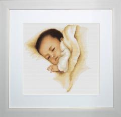 Embroidery cross of B384 Sweet Dream Cross stitch