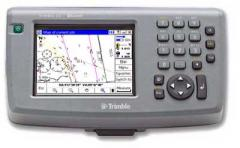 The Trimble Control Unit controller - TCU