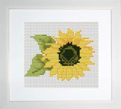 Embroidery cross of B031 Sunflower Cross