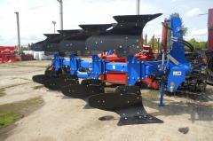 Reversive plow of PR(PO)-3/4/5