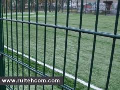 Забор DUOS. Системное ограждение. Металлический забор. Gard metalic DUOS