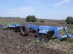Disk harrow of GD-3.6