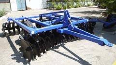 Disk harrow of BDT-3/7