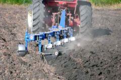 Plow of simple PLN 3/4/5