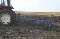 Plow of simple PLN 3/4/5 Moldova