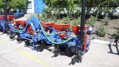 The pneumatic seeder of exact seeding like SPP is