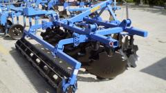 Disk harrow of D-2.4