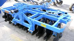 Garden disk harrow of BDST-2.5