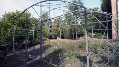 Теплица тунельнная S-9  Молдова
