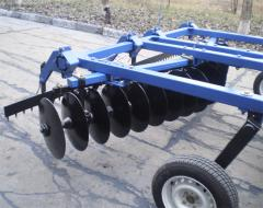 The disk harrow of GDU-2.5/2.8/3.2 to buy Moldova