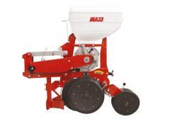 Seeder of exact seeding of Mascar Maxi