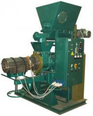 Extruder EB-350 pelleting machine