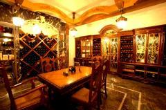 Furniture for vinotek in Moldova