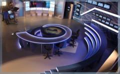 TV scenery