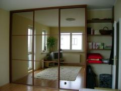 Sliding wardrobes in Moldova