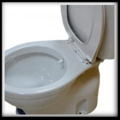 Унитаз + бачок с биде - WC Deniz