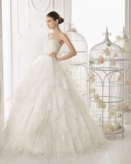 Wedding dress of Ordesa