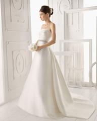 Wedding dress of Orlians
