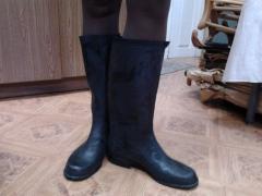 Сizme de cauciuc (Сапоги резиновые)