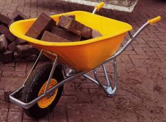 Construction wheelbarrow of FORT