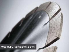 Diamond disks, disks on metal, on stone, abrasive