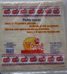 Тесто для плацинт в Молдове