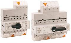 Switches of the PRZK power source to 160 A.