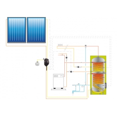 Панели солнечные. Sistem Integrat Power B2