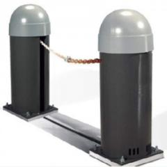 Автоматический цепной барьер