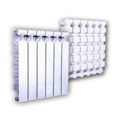 Radiators aluminum Radiatoare Geniale 500/100 16