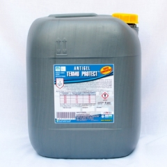 Chemicals for water treatment. Antigel concentrat